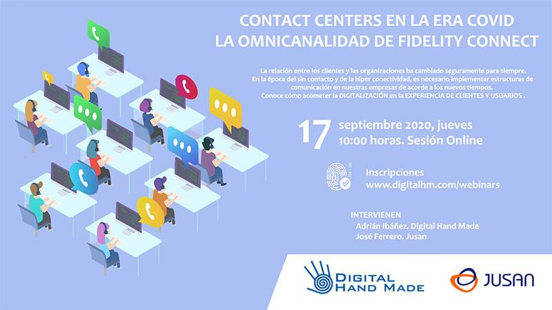 Resumen Webinar Contact Center y Omnicanalidad atención al cliente